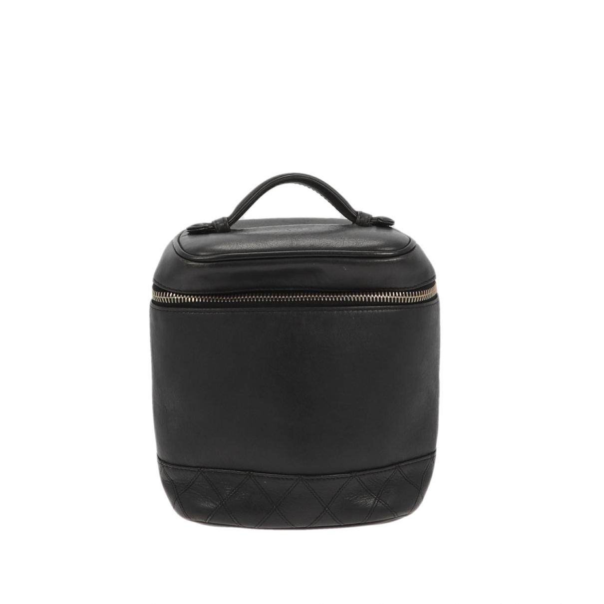 Bolso de viaje de Cuero Chanel