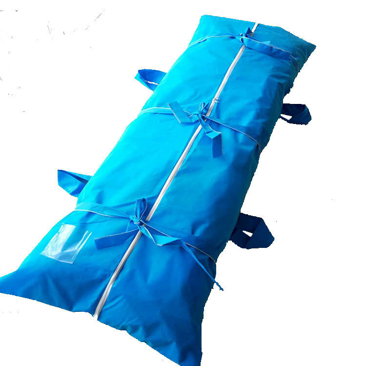 Dust Cover Funeral Supplies Remain Corpse Pouch Body Bag Transportation Carrying Dead Person Package