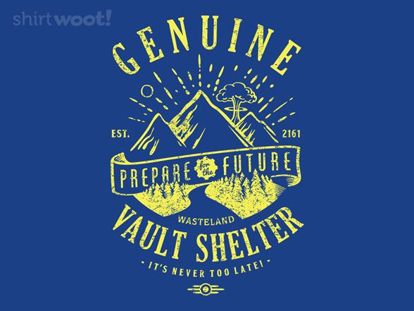 Genuine Vault T Shirt