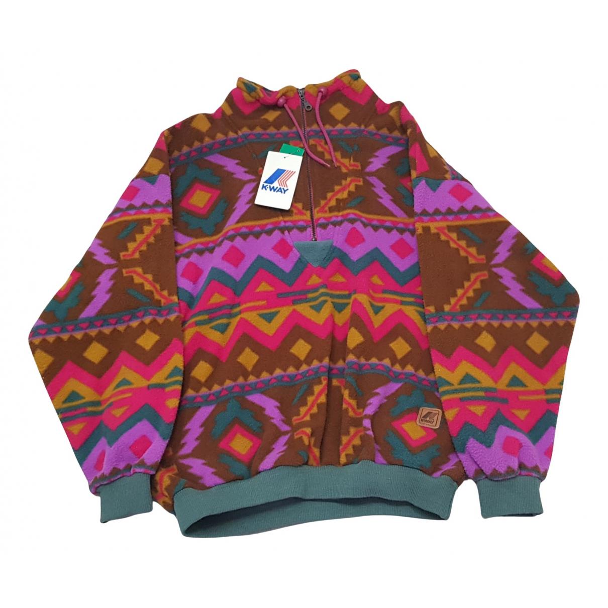 K-way - Pulls.Gilets.Sweats   pour homme - multicolore