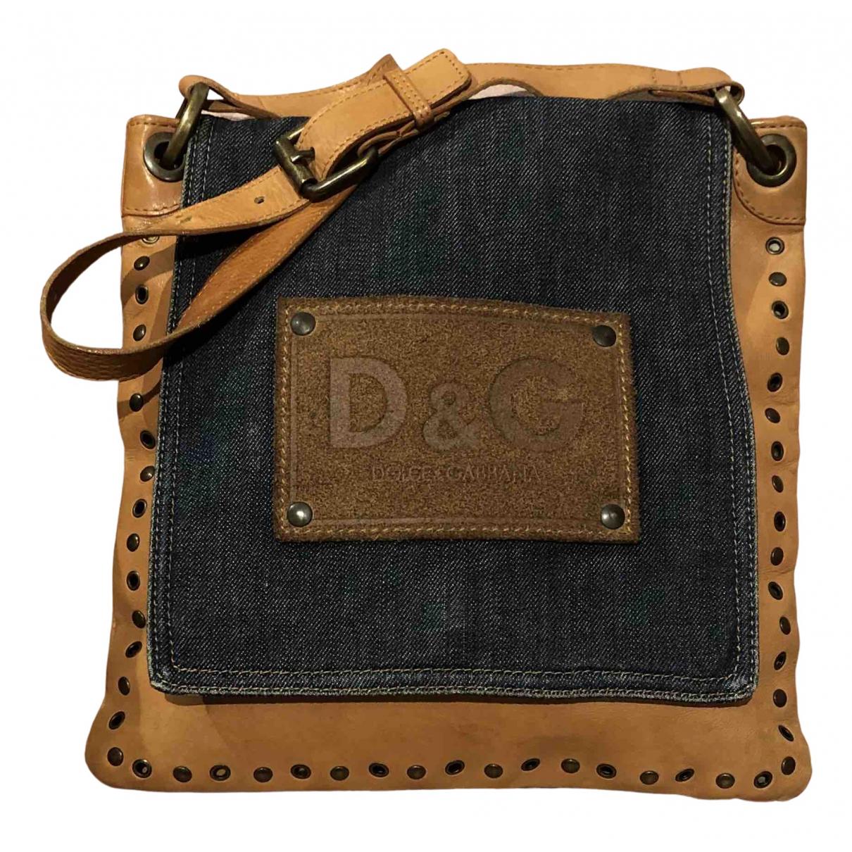 D&g \N Multicolour Leather handbag for Women \N