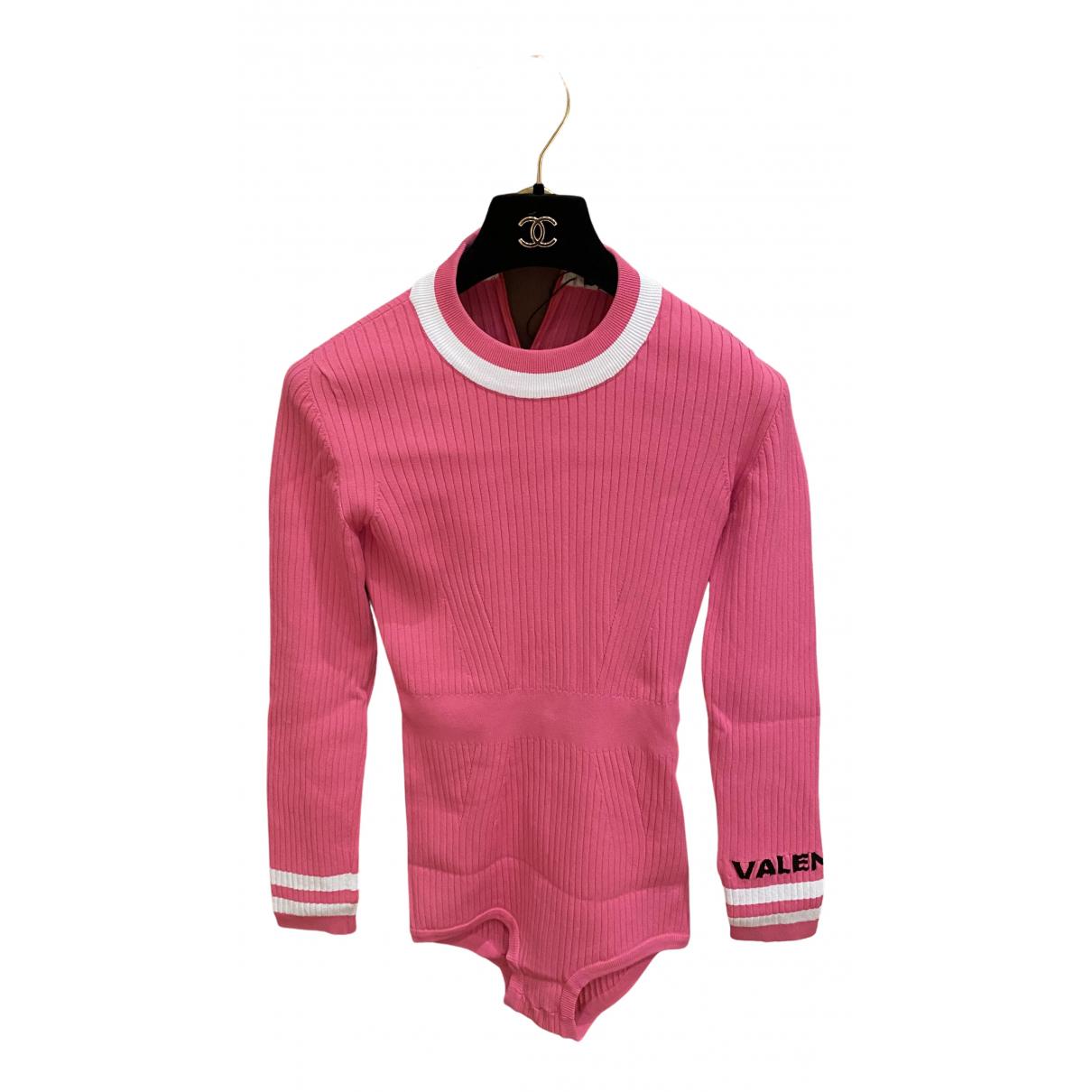 Valentino Garavani N Pink Cotton  top for Women S International