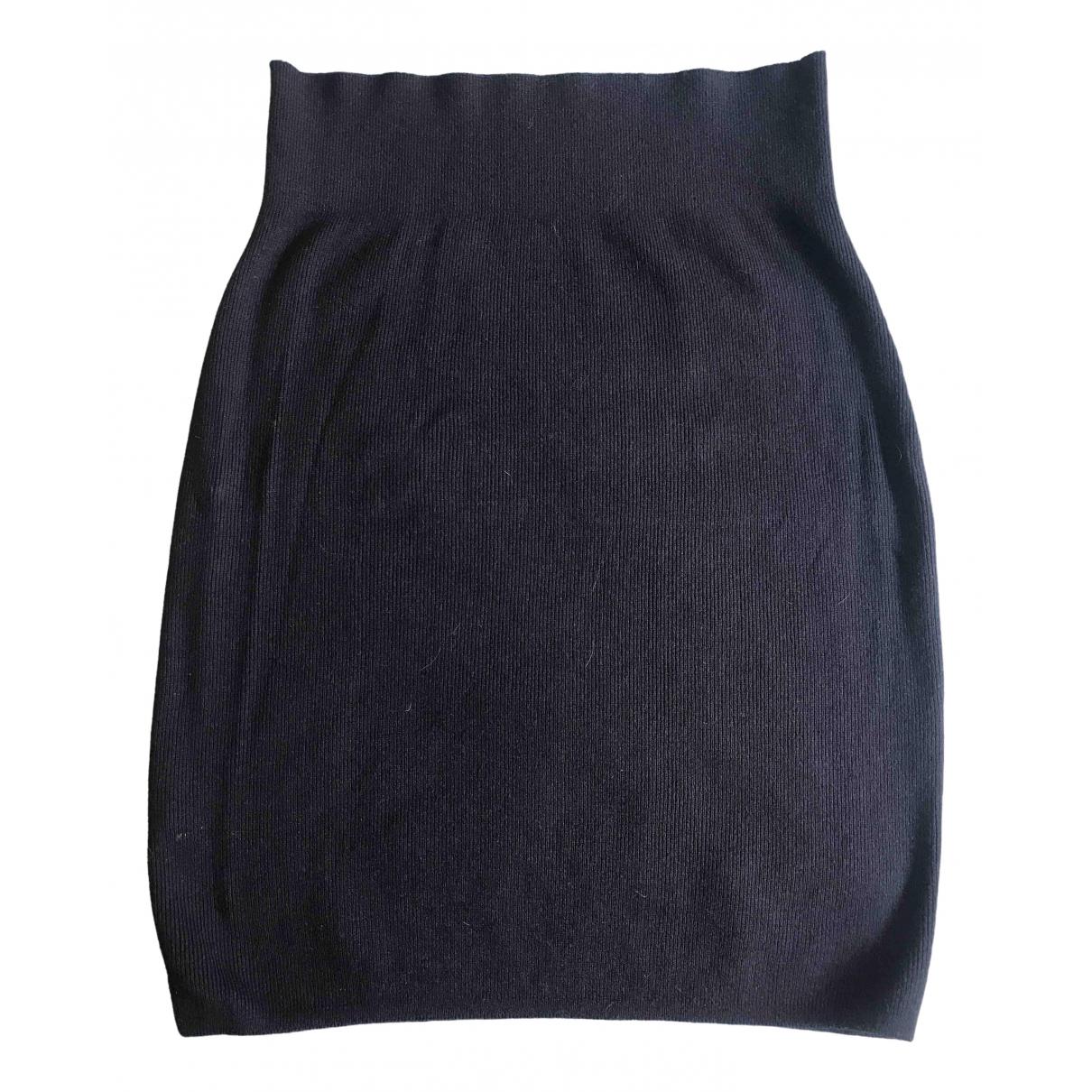 Mini falda de Cachemira Brunello Cucinelli