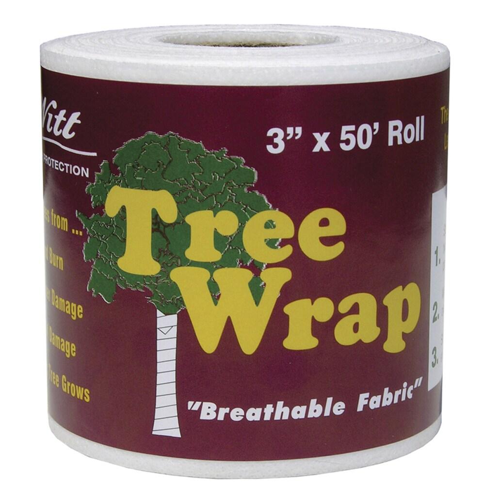 Dewitt TW3W 3 feet x 50 feet Tree Wrap (Plant & Tree Protection)