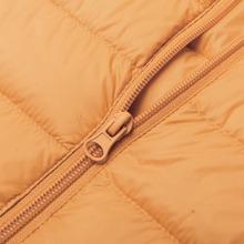 Einfarbige Jacke mit Reissverschluss Detail