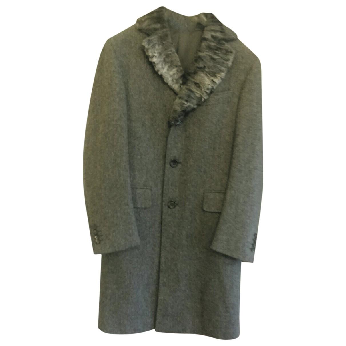 Pal Zileri \N Grey Wool coat  for Men S International