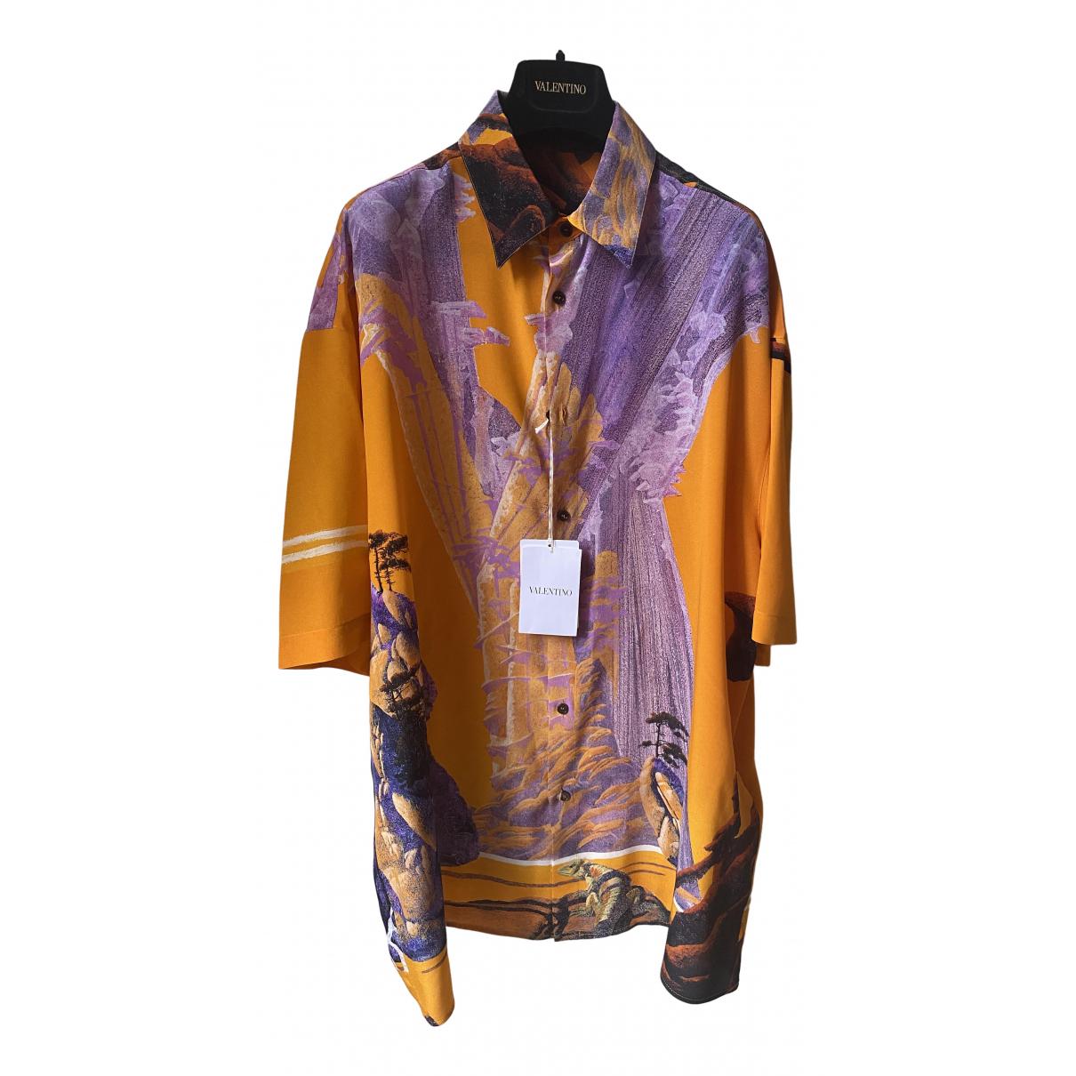 Camisas de Seda Valentino Garavani