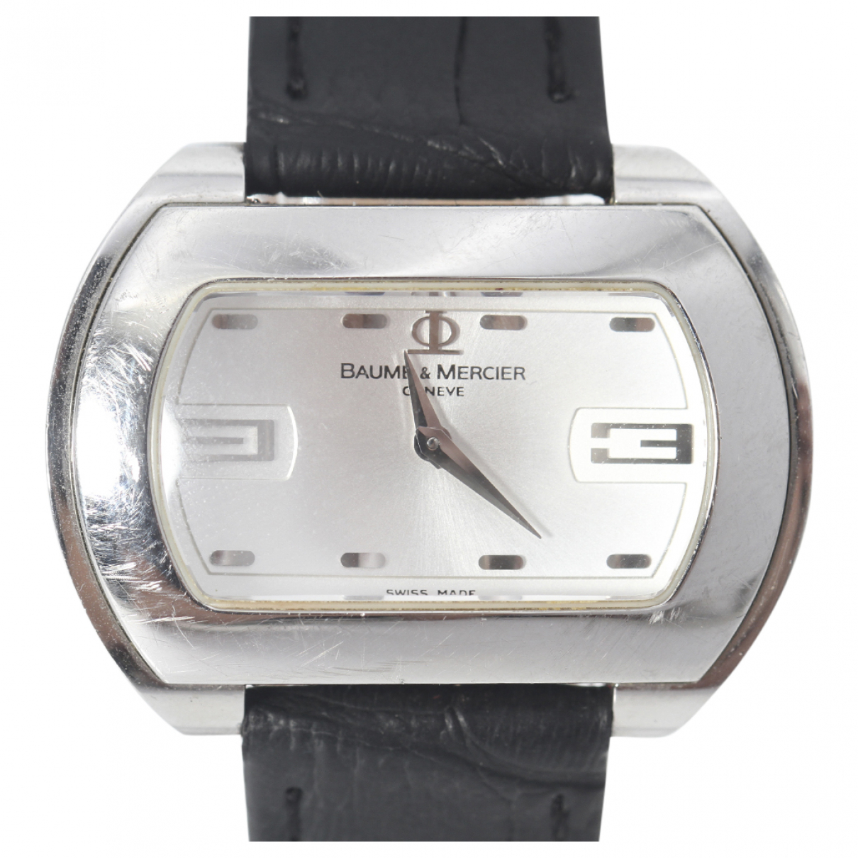 Baume Et Mercier N Steel watch for Women N