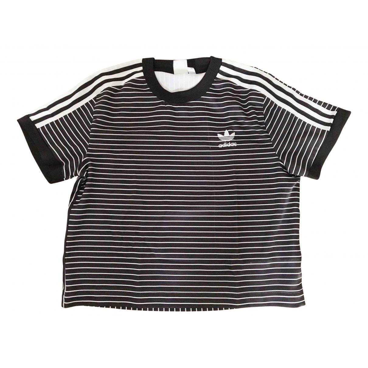 Adidas N Black  top for Women 8 UK