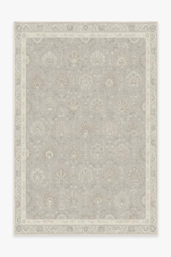 Washable Rug Cover | Sibel Creme Rug | Stain-Resistant | Ruggable | 6x9