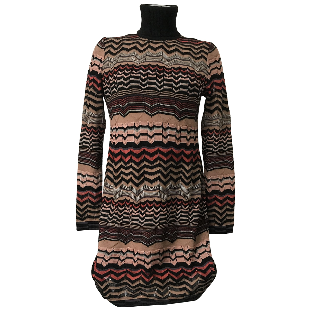 M Missoni \N Multicolour dress for Women 42 IT