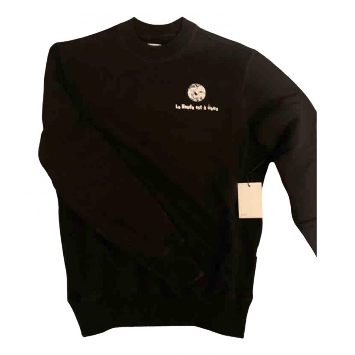 Aime Leon Dore \N Pullover.Westen.Sweatshirts  in  Schwarz Baumwolle