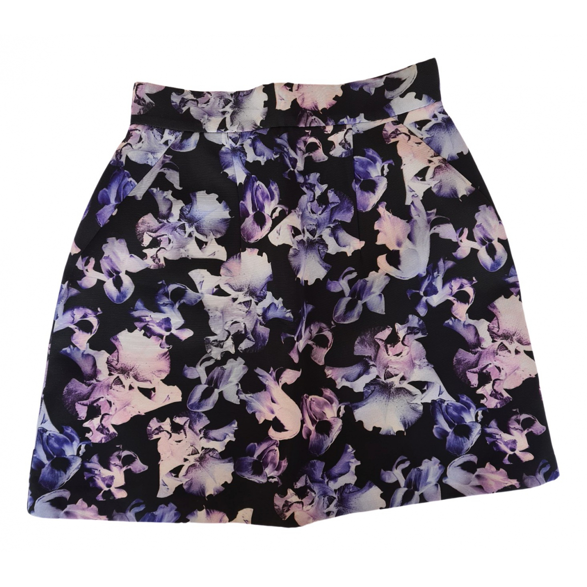 Mcq \N Multicolour skirt for Women 42 IT
