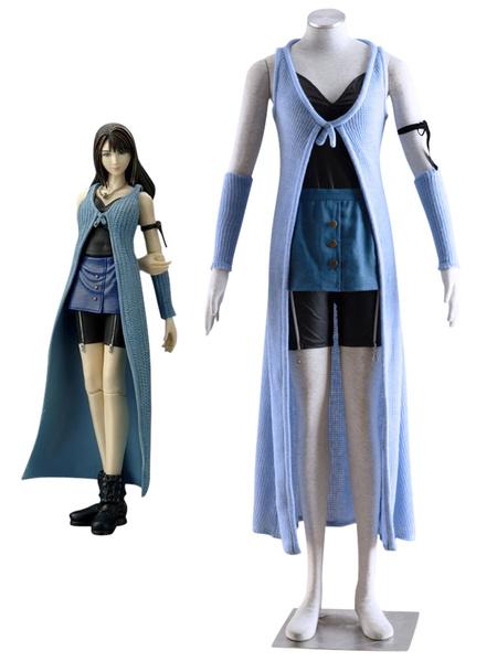 Milanoo Halloween Traje de Rinoa Heartilly de Final Fantasy