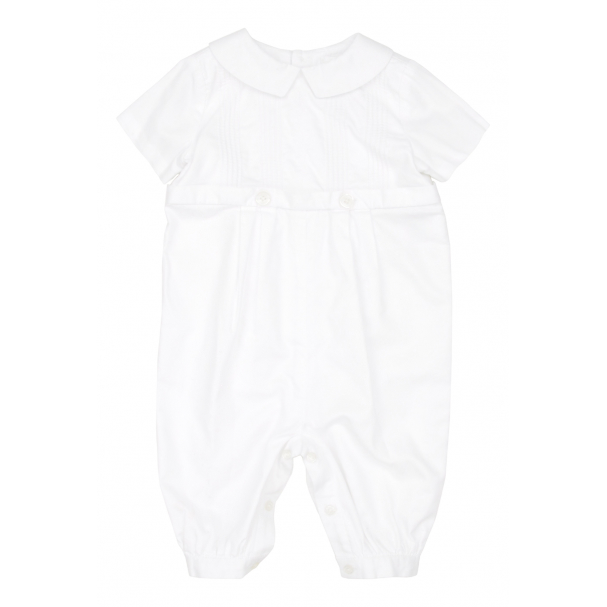 Ralph Lauren \N White Cotton Outfits for Kids 3 months - up to 60cm FR