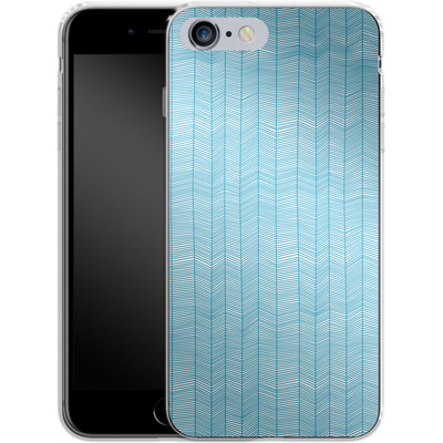 Apple iPhone 6 Plus Silikon Handyhuelle - Fishbone von caseable Designs