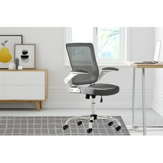 GRID IRON Office Mat By Kavka Designs (Grey)