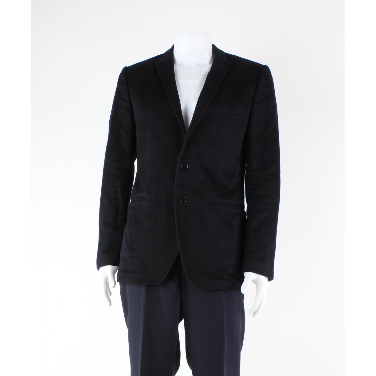 Dolce & Gabbana - Vestes.Blousons   pour homme en cachemire - marine