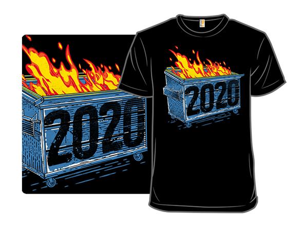 Dumpster Year T Shirt