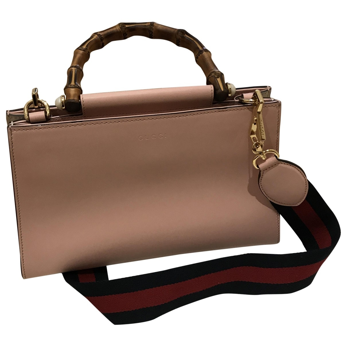 Gucci Nymphaea Pink Leather handbag for Women \N