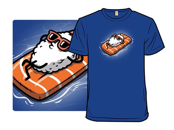Summer Sushi Vibes T Shirt