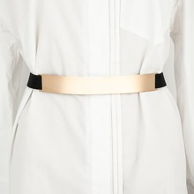 Cinturon panel metalico