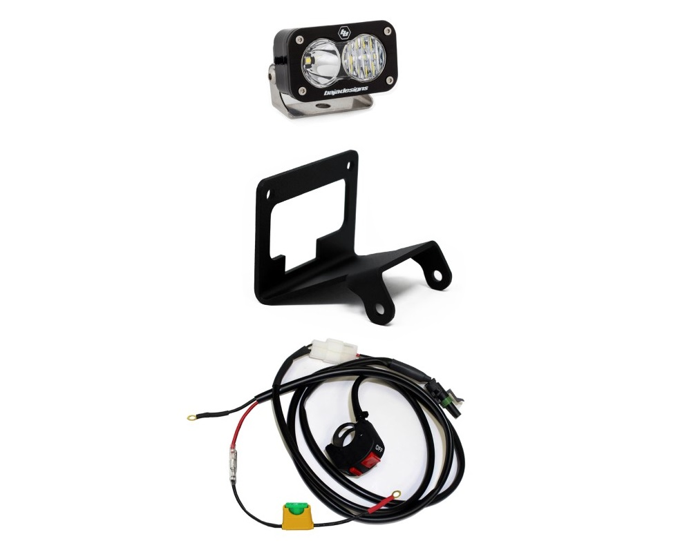 Baja Designs 487002 Honda Grom S2 Pro Headlight Kit