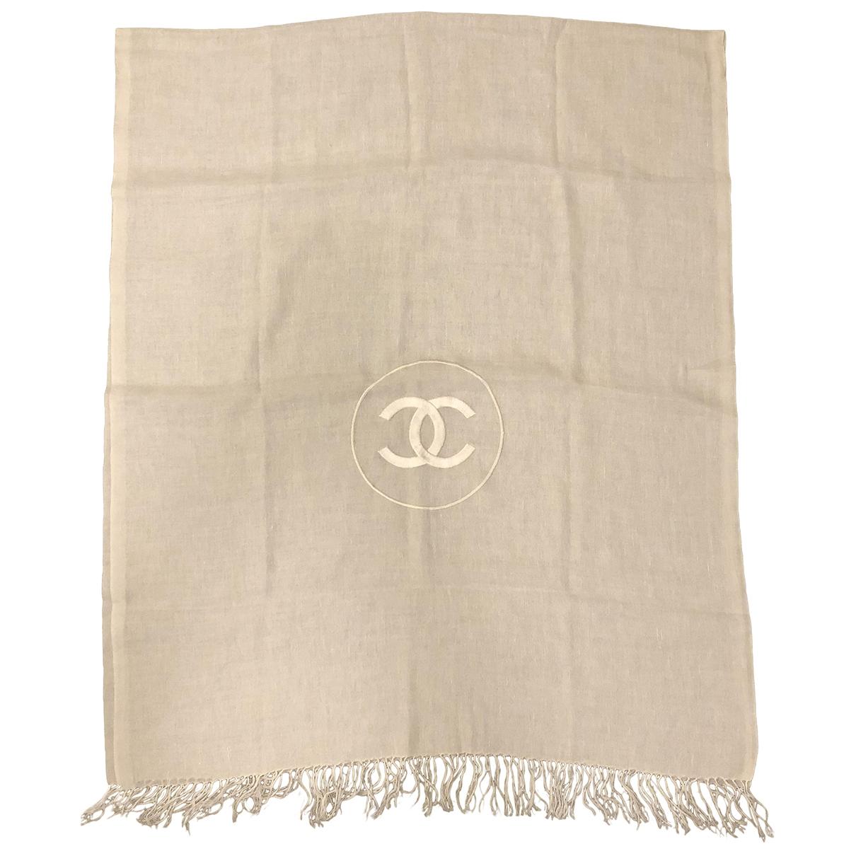 Estola de Cachemira Chanel