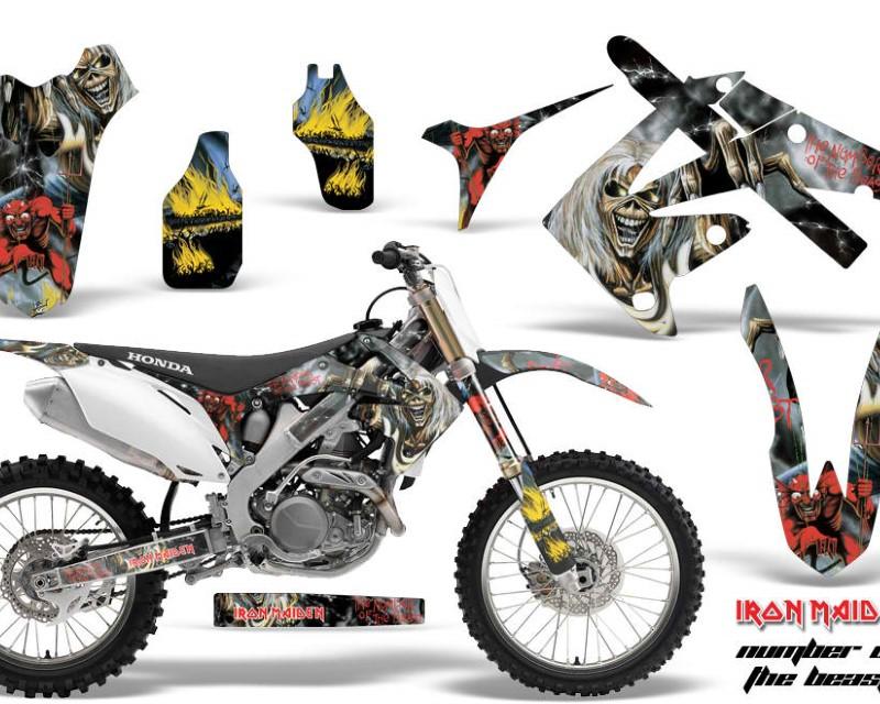 AMR Racing Dirt Bike Graphics Kit Decal Sticker Wrap For Honda CRF250R 2010-2013áIM NOTB