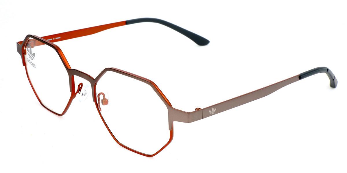 Adidas Originals AOM006O/N 078.055 Men's Glasses Grey Size 50 - Free Lenses - HSA/FSA Insurance - Blue Light Block Available