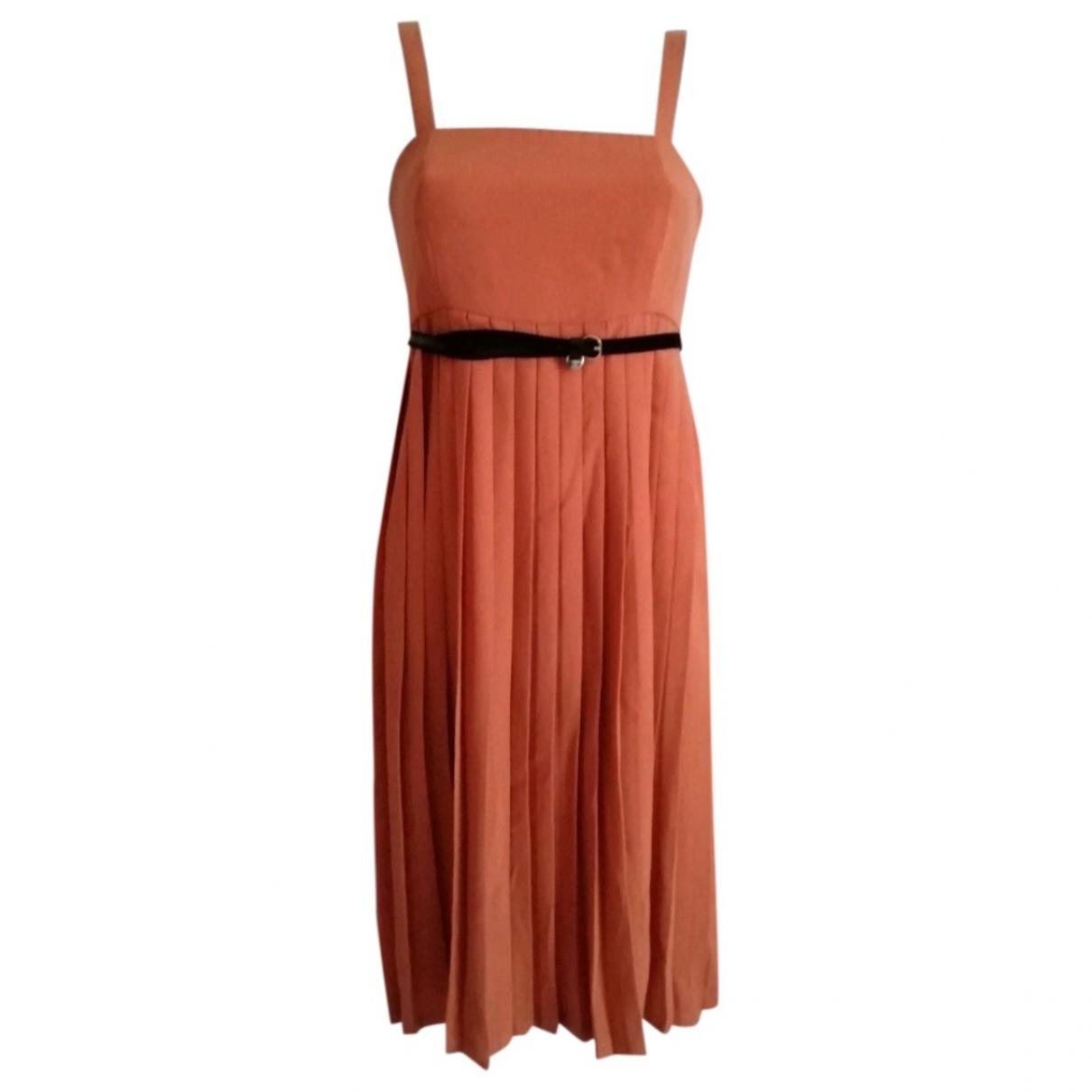Guess - Robe   pour femme - orange