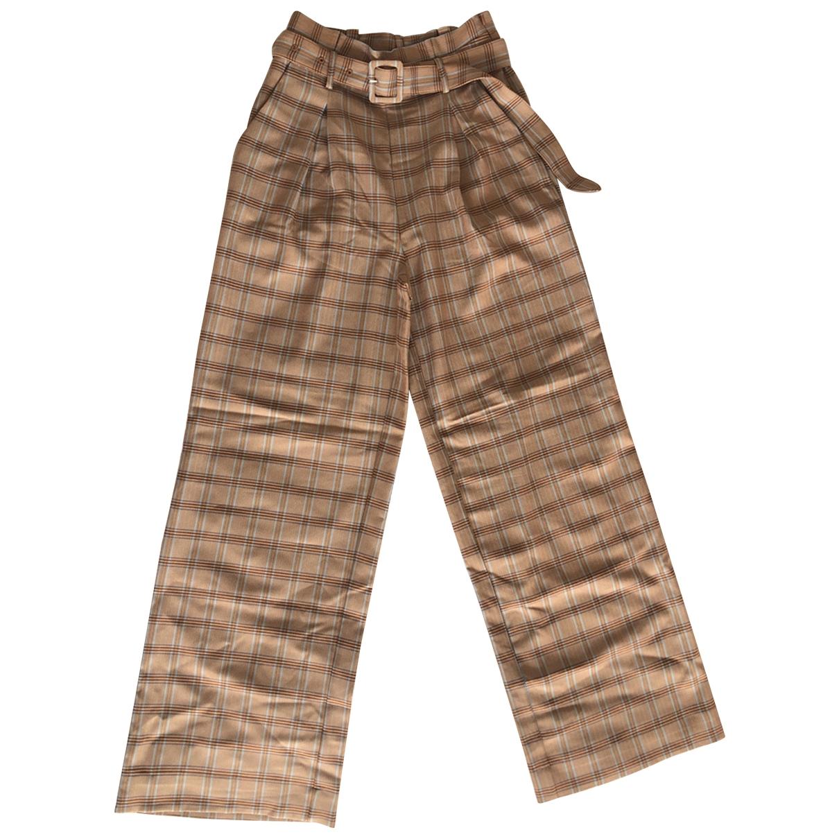 Pantalon de traje Gestuz