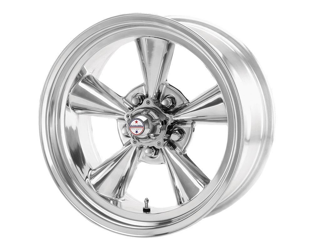 American Racing VN109 TT O Wheel 15x8.5 5x5x139.7 -24mm Polished