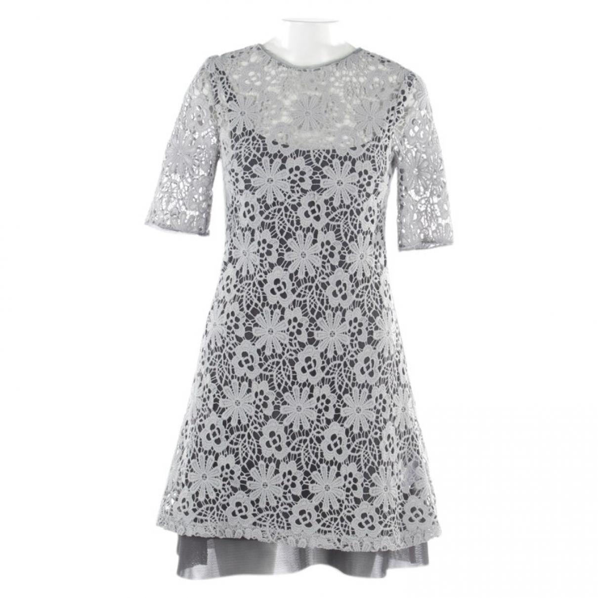 Dorothee Schumacher \N Kleid in  Grau Polyester