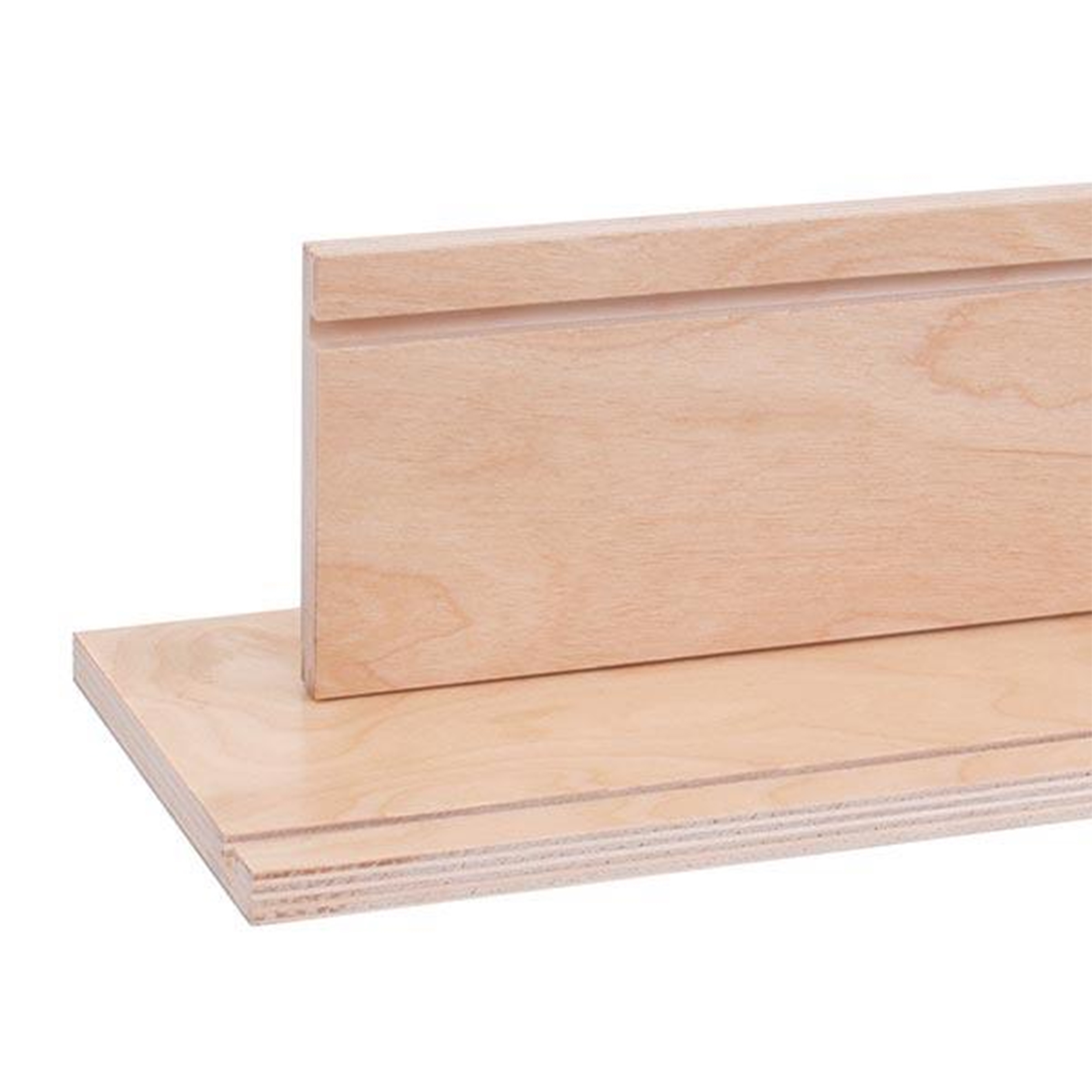 Ready-To-Use Birch Drawer Sides with Clear UV Finish 2-1/2
