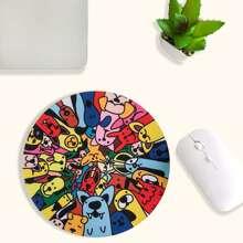Alfombrilla de raton con dibujos animados