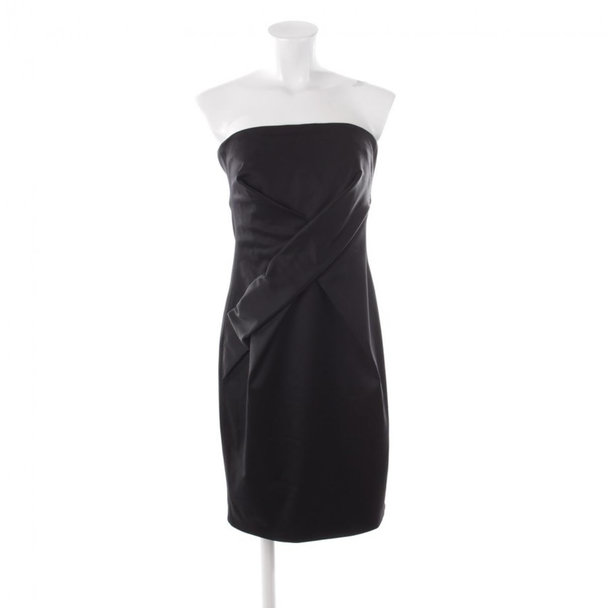 Mini vestido de Lana Salvatore Ferragamo
