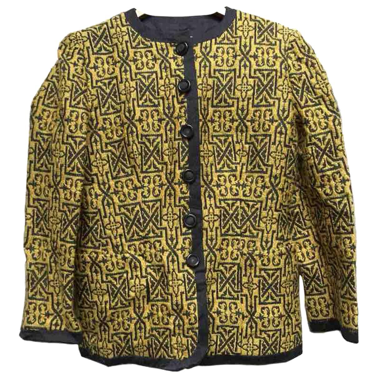 Dior Homme N Yellow Wool jacket  for Men M International
