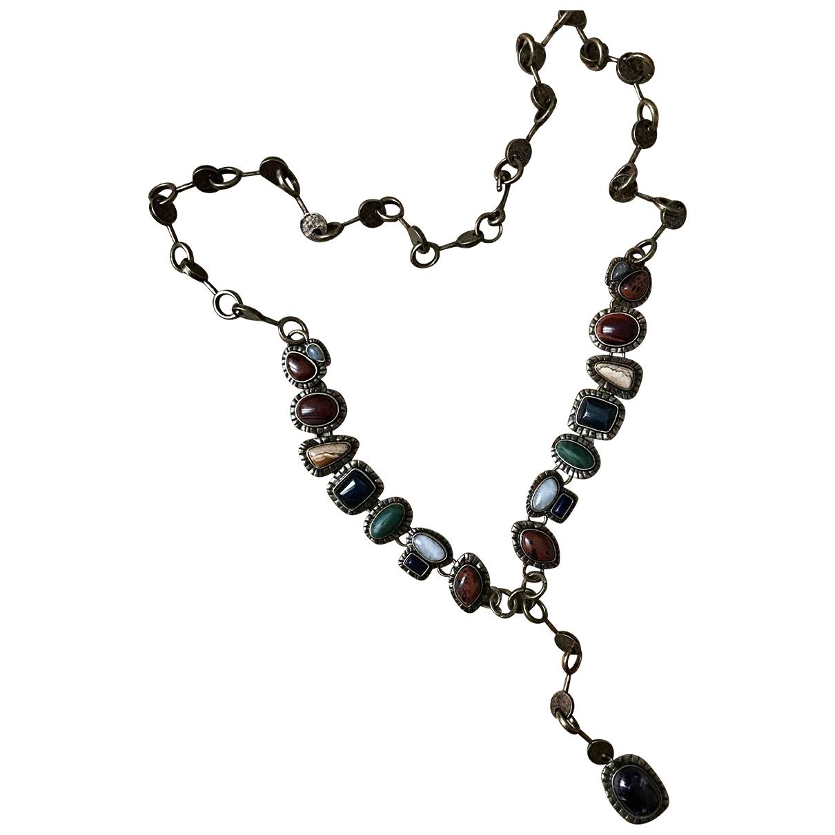 Zara - Collier   pour femme en metal - multicolore