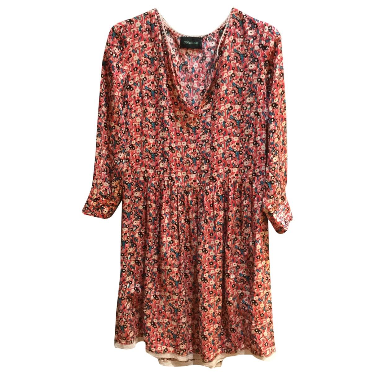 Zadig & Voltaire \N Multicolour dress for Women M International