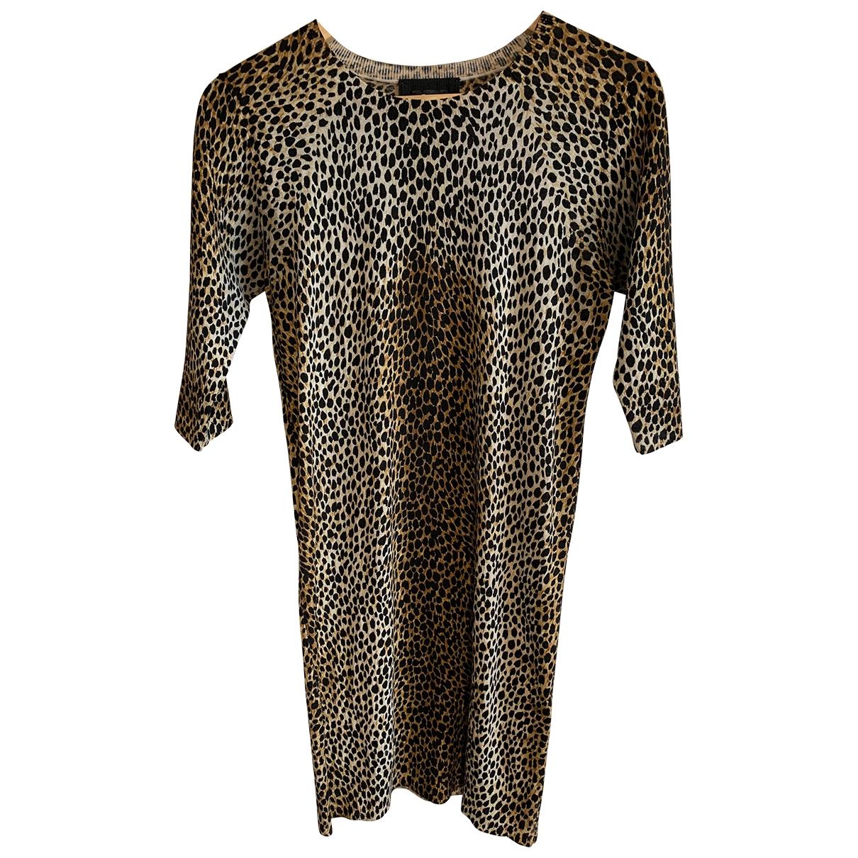 Mini vestido de Lana D&g