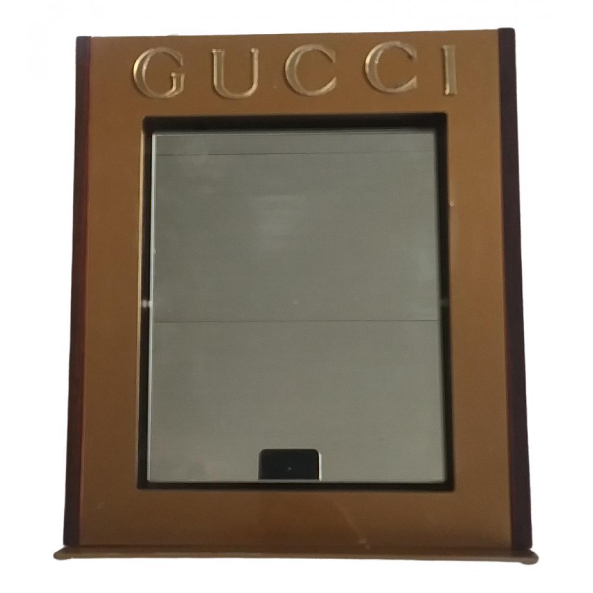 Gucci - Objets & Deco   pour lifestyle en bois - dore