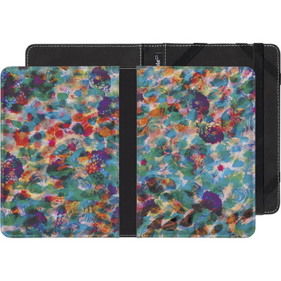 Amazon Kindle Paperwhite 3G eBook Reader Huelle - Floral Texture von Amy Sia