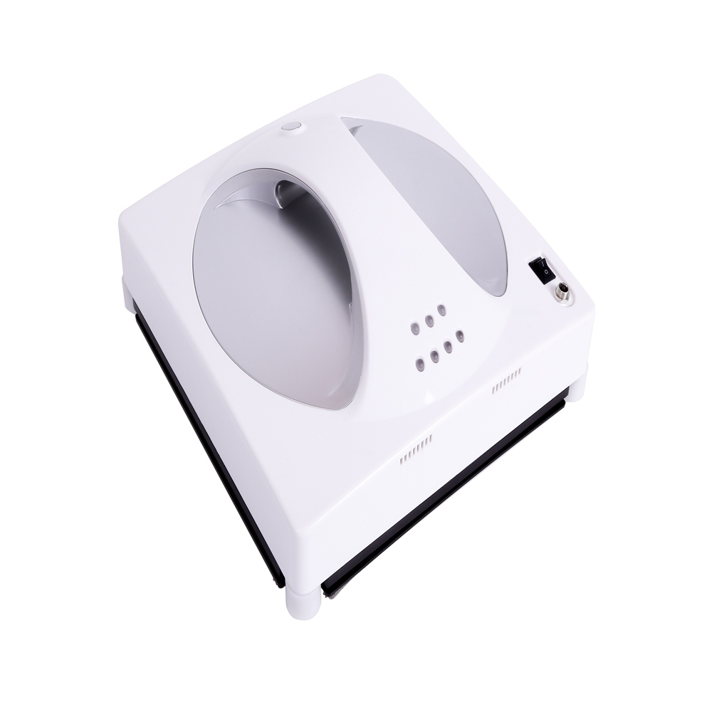 WS - 960 Smart Robotic Window Cleaner Three Cleaning Modes 2800 Pa 30 Minutes - White