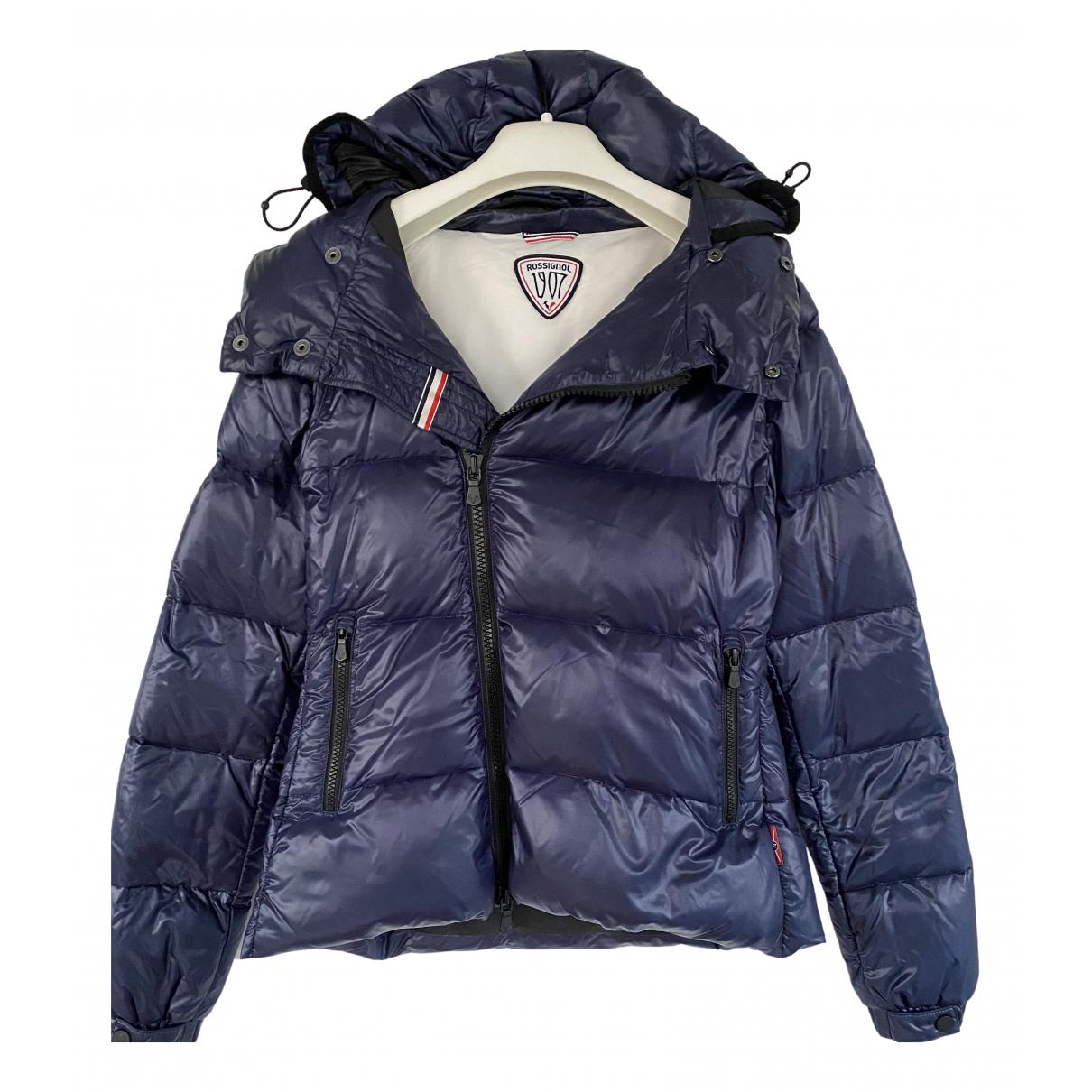 Rossignol N Blue jacket for Women 40 FR