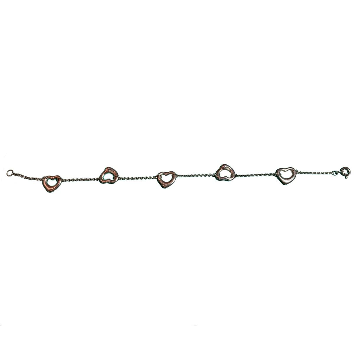 Tiffany & Co Elsa Peretti  Silver Silver bracelet for Women N