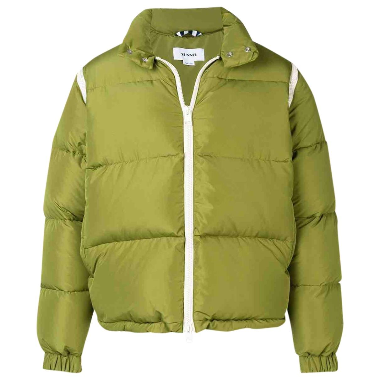 Sunnei \N Green coat  for Men M International