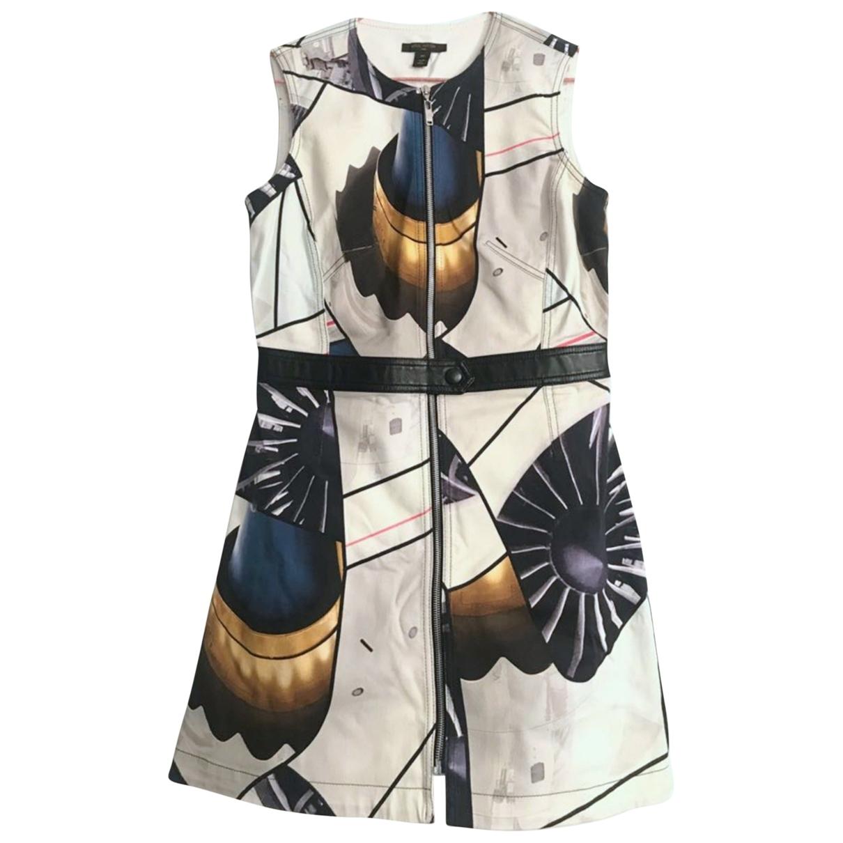 Louis Vuitton \N Kleid in  Bunt Baumwolle