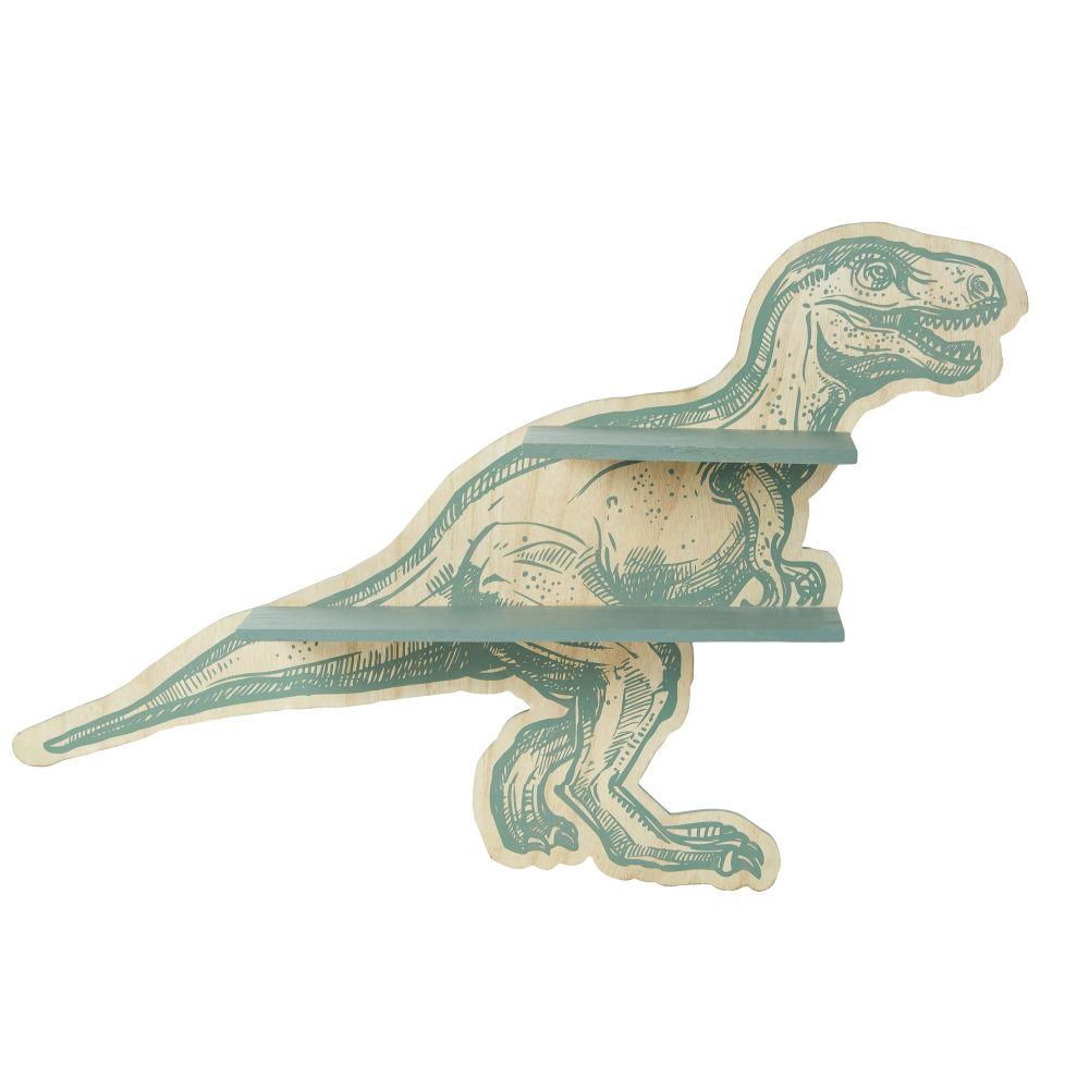Regal Dinosaurier, gruen