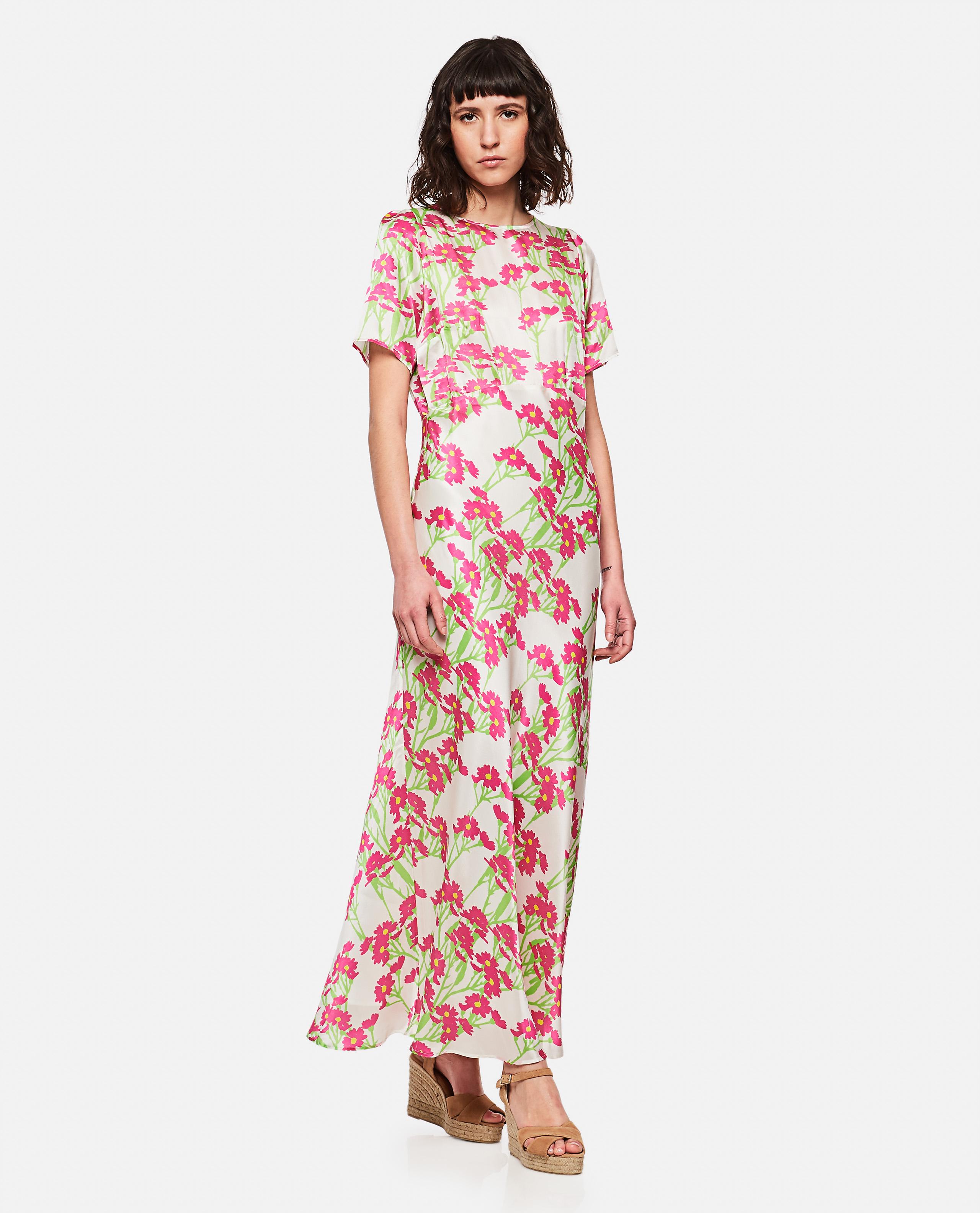 Hailey floral print dress